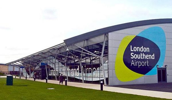 southend airport